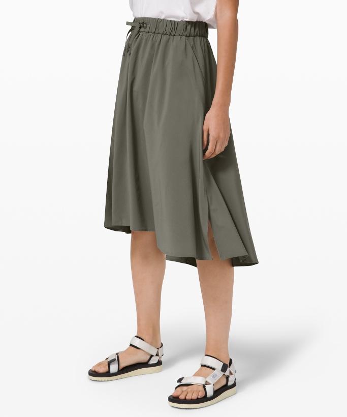 lululemon Time to Flounce Skirt