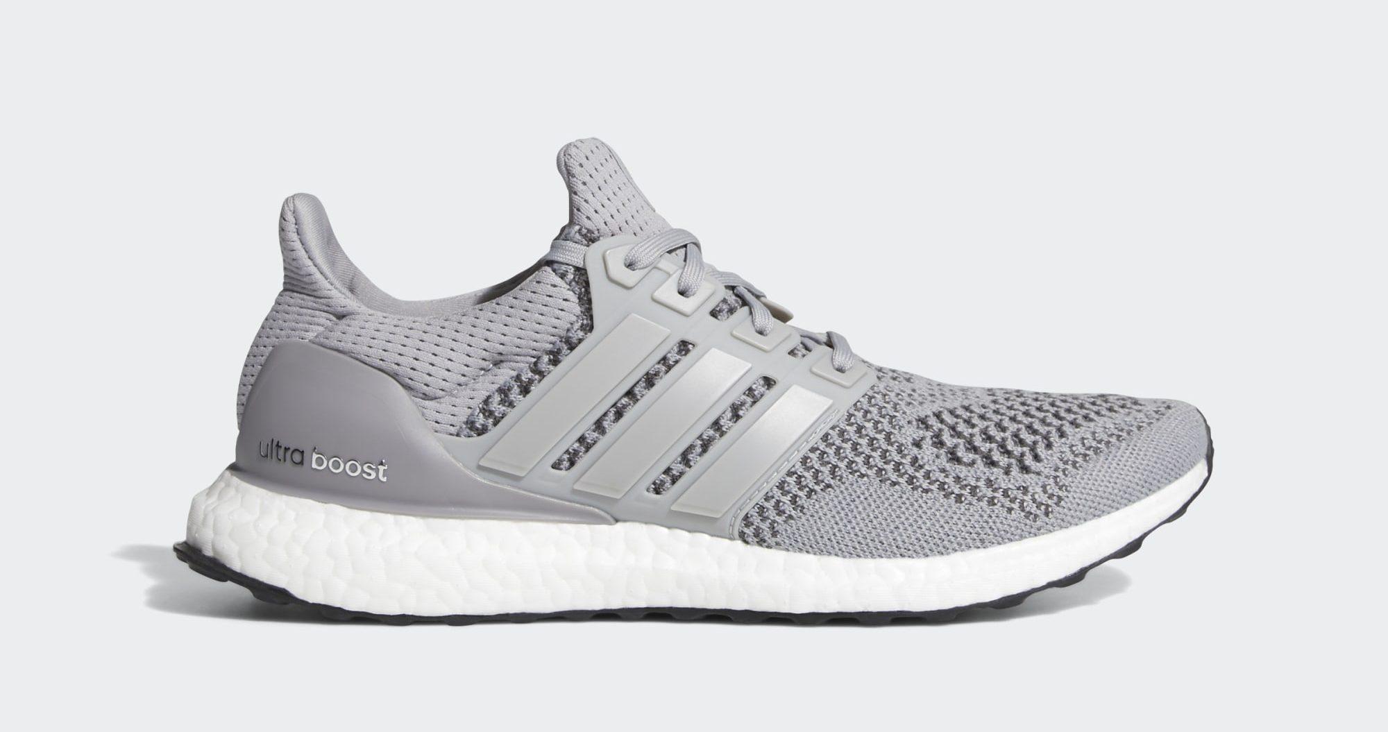 Adidas Ultraboost 1.0 Grey Release Info