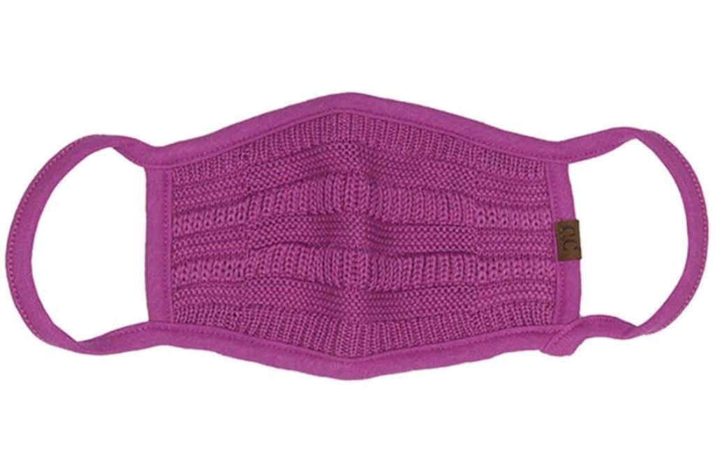 Masks2helpNYC Knit Mask