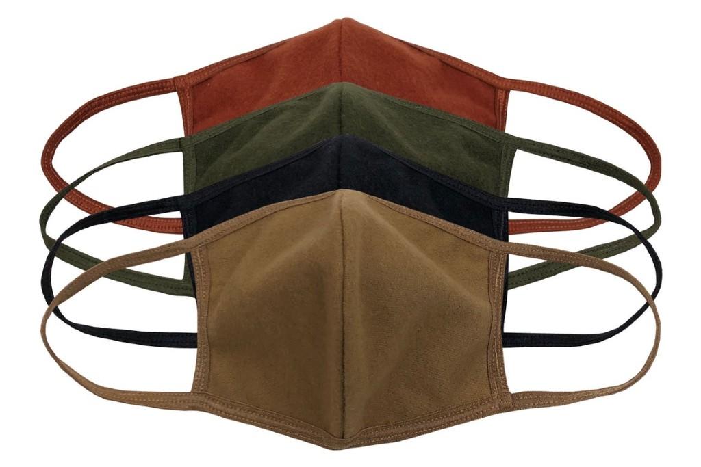 TenElevenLA Wool Face Mask