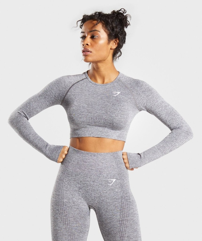 vital seamless crop top