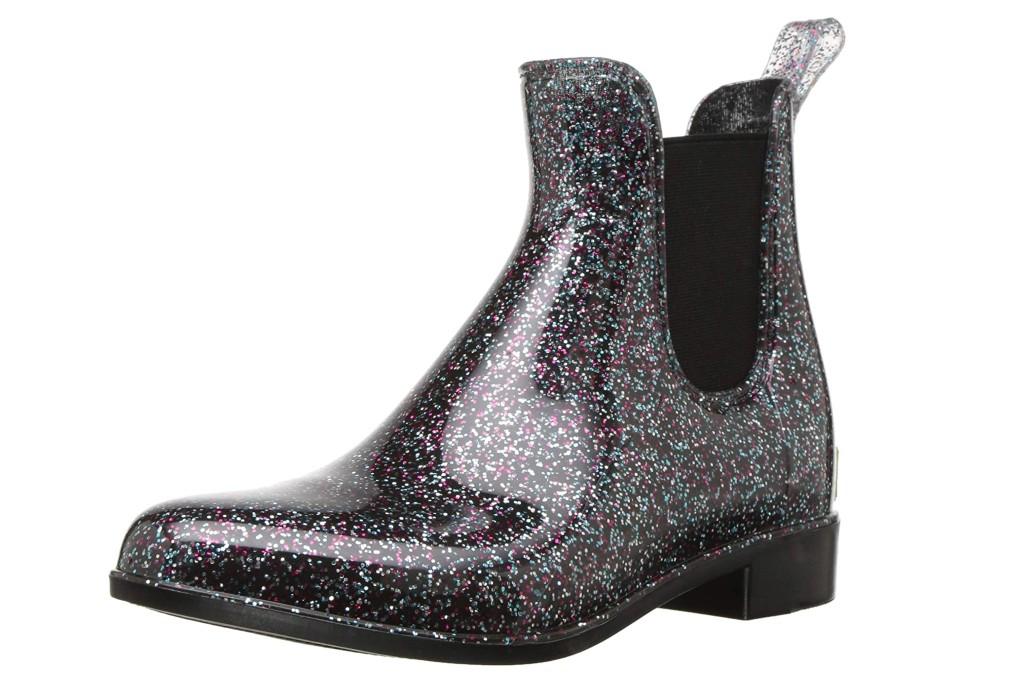 Western Chief Kids' Glitter Chelsea Boot
