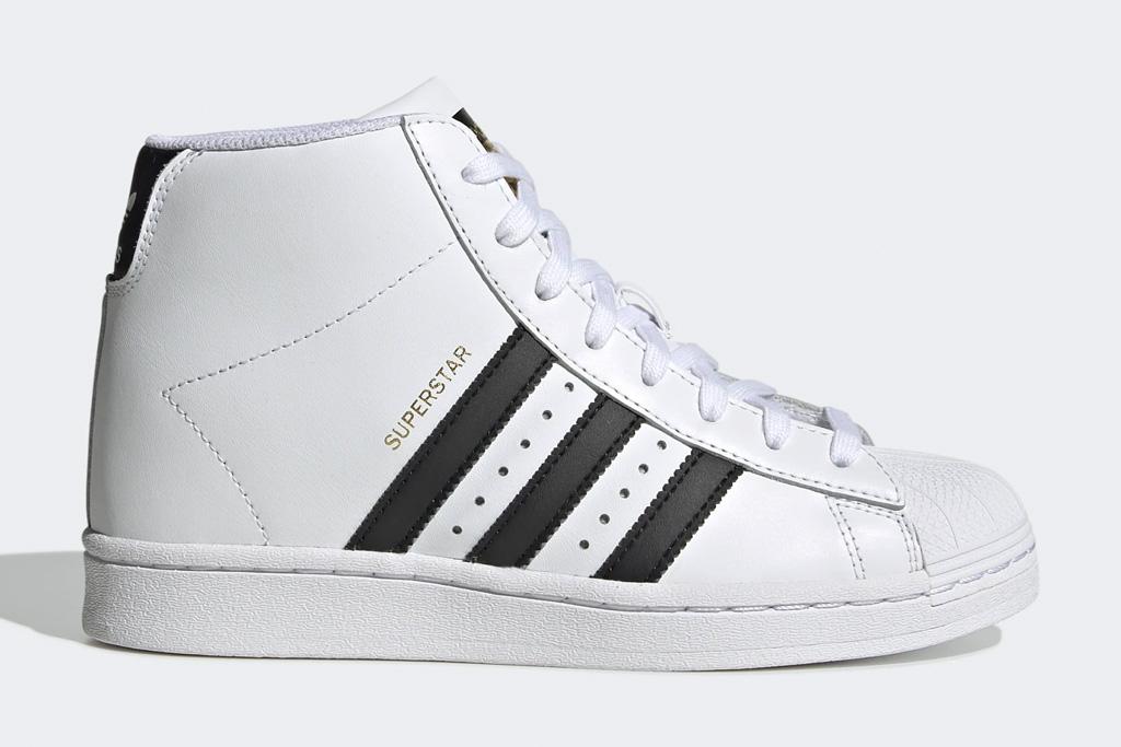 adidas, high top, sneaker, womens