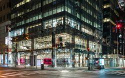 Adidas New York City flagship store