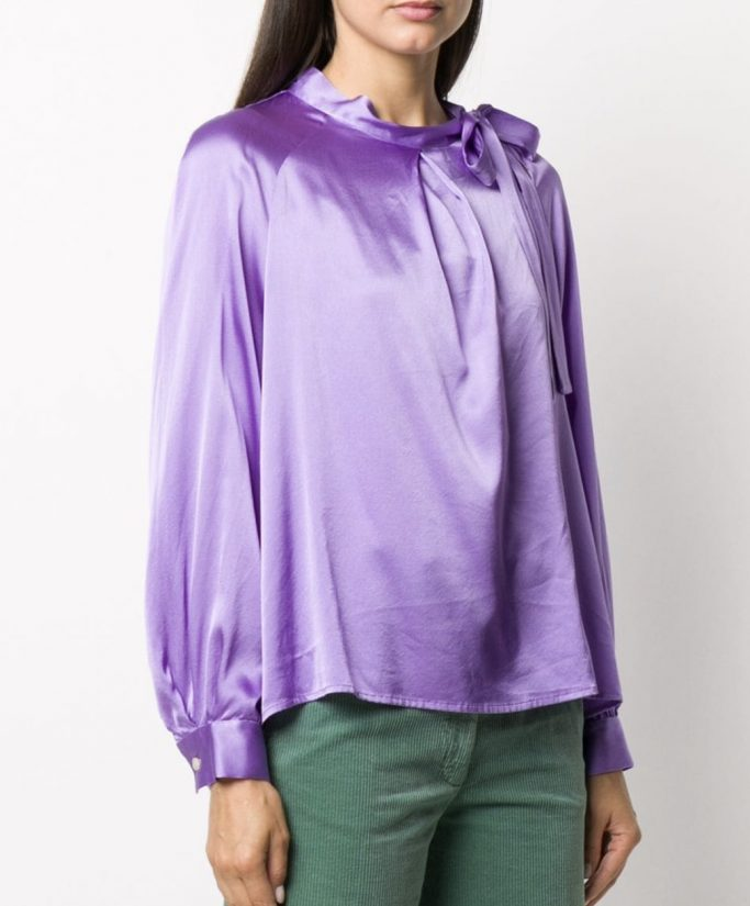 Altea Pussy-Bow Blouse