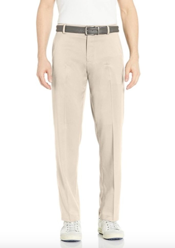 amazon basics golf pants
