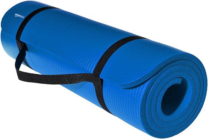 amazonbasics exercise mat