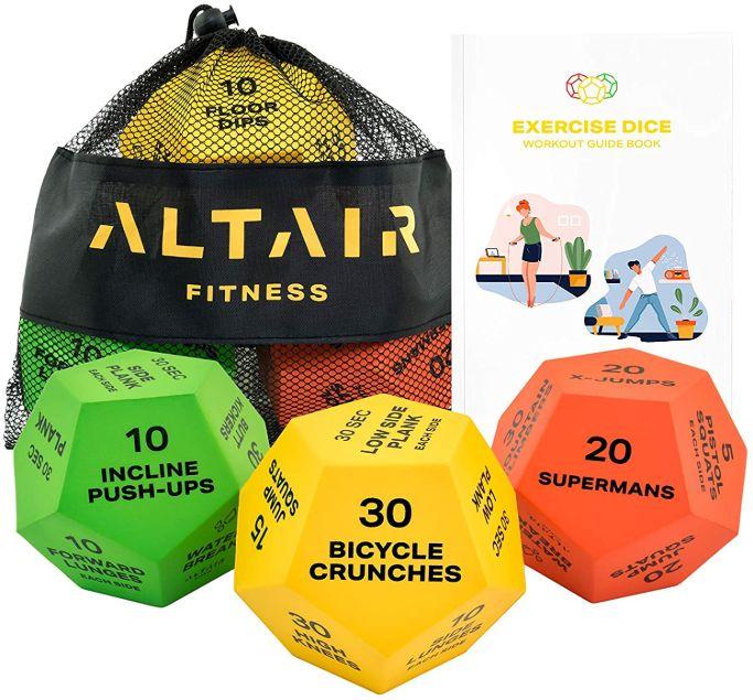 amazon exercise dice