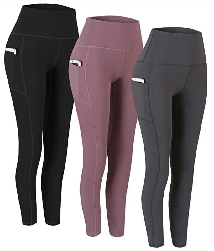 Amazon yoga pants set