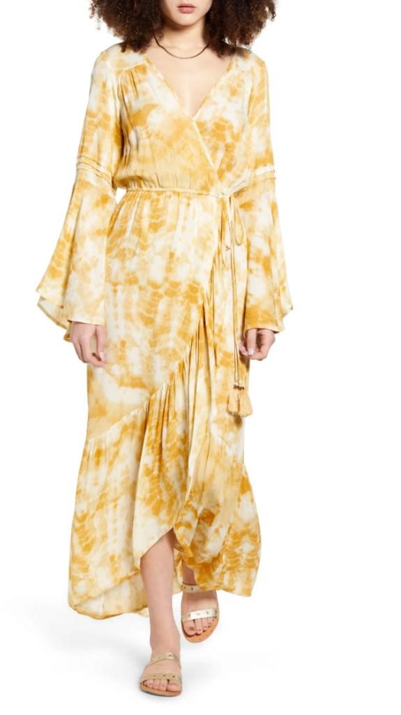 dress, boho