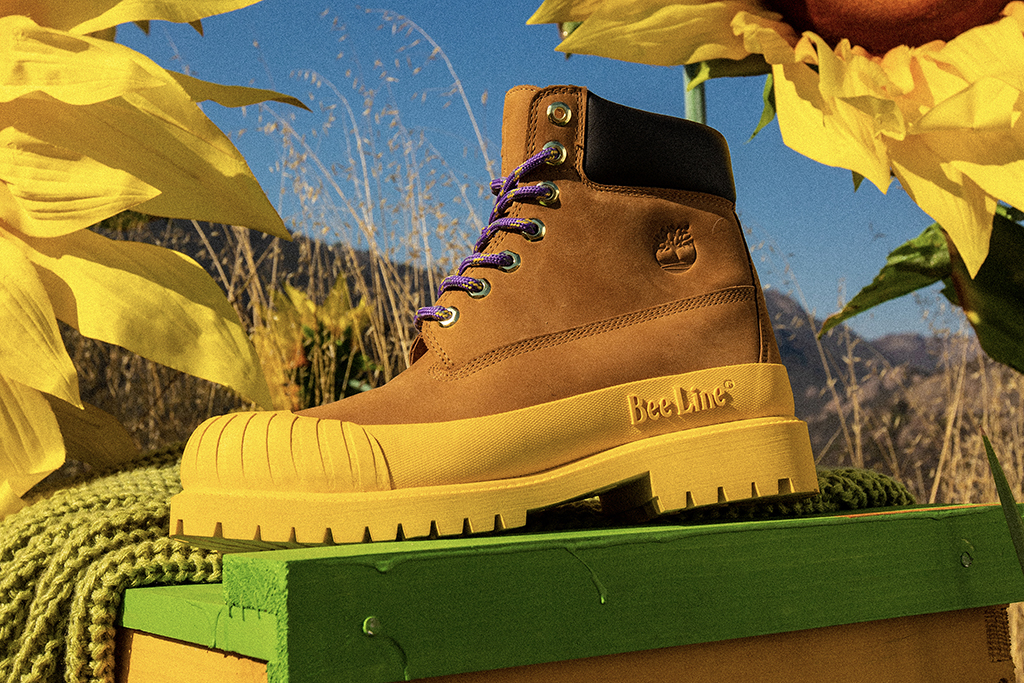 Bee Line for Billionaire Boys Club x Timberland 6-Inch Premium waterproof boots