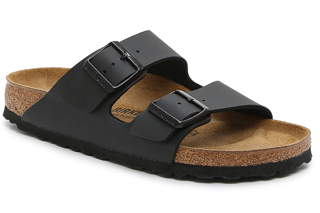 birkenstock, arizona sandals, slides