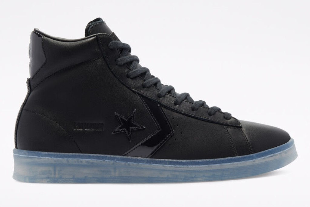 black ice pro leather