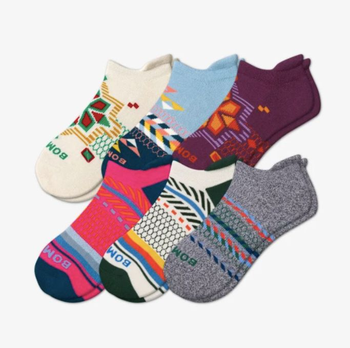 bombas holiday sock pack