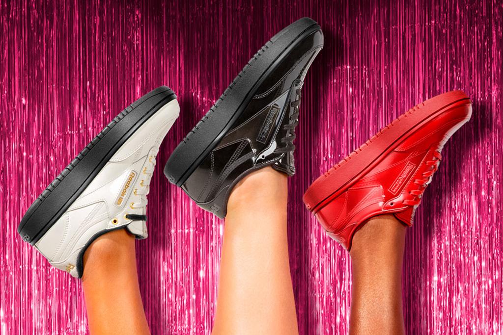 Cardi B, Reebok, Footwear News, FN