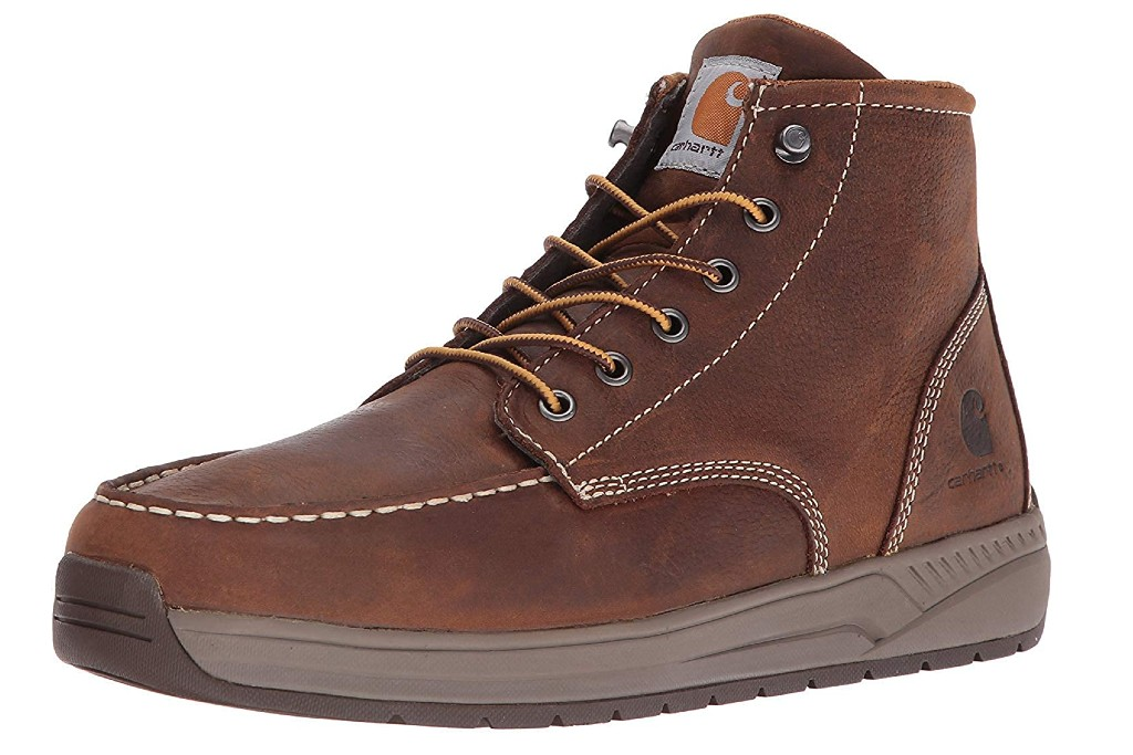 carhartt moc toe oxford shoe
