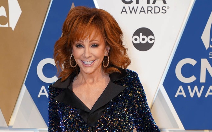 "Reba McEntire at ""The 54th Annual CMA Awards"" on Wednesday, November 11, 2020 at Music City Center in Downtown Nashville."