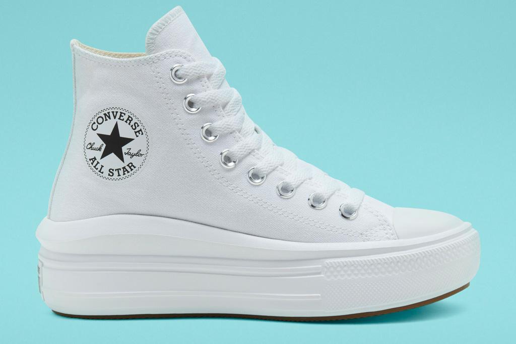 converse, platform sneakers