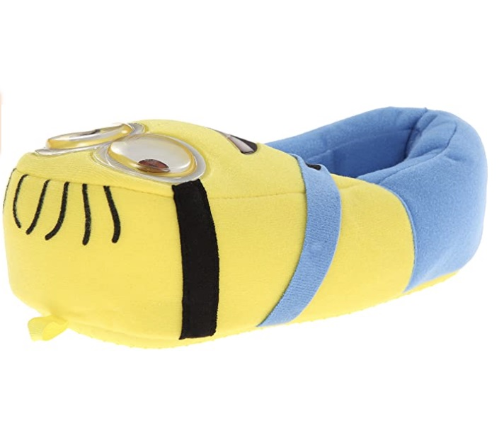 Despicable Me Minion Slippers