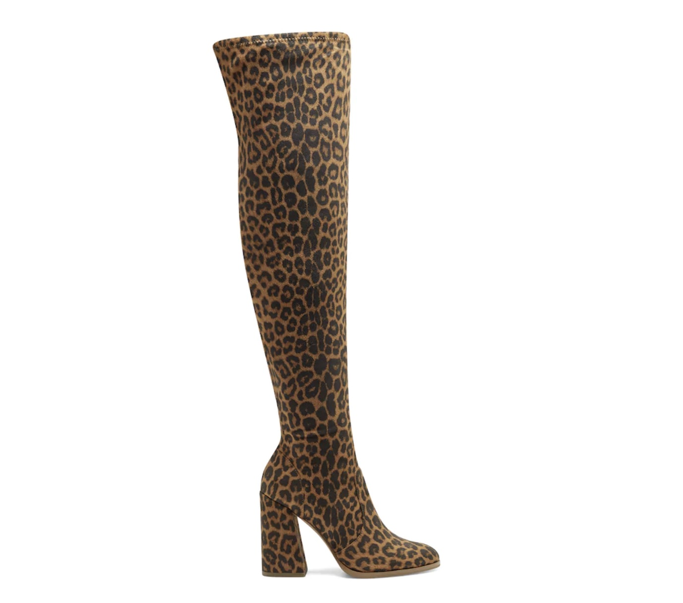 Jessica Simpson Leopard Print Boots