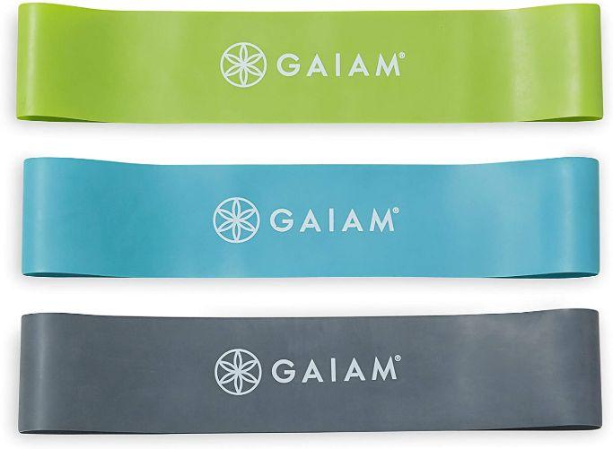 gaiam resistance bands
