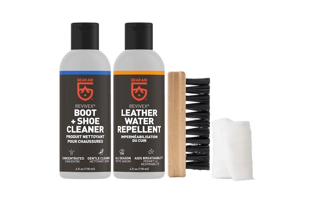 Gear Aid Revivex Cleaning Kit, Shoe Cleaner
