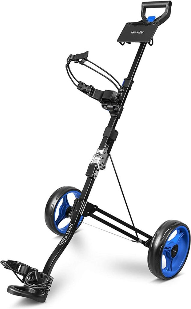 serenelife golf pushcart