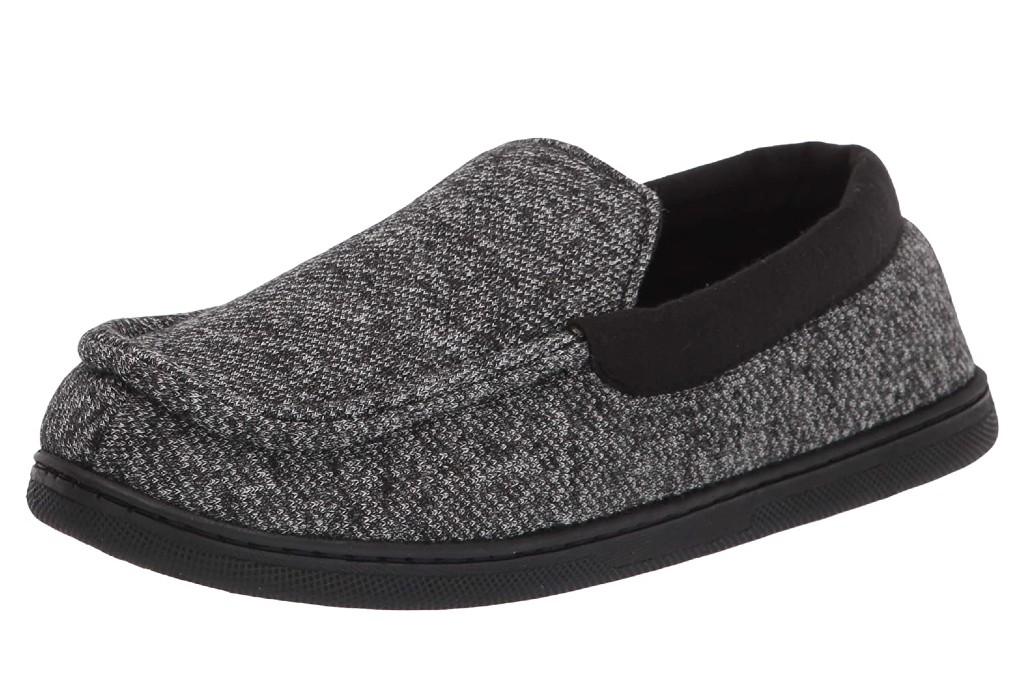 hanes kids slippers