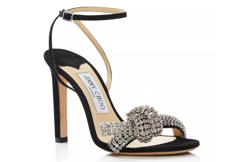 jimmy choo, heels, glitter, crystal