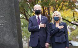 President-elect Joe Biden and Jill Biden,