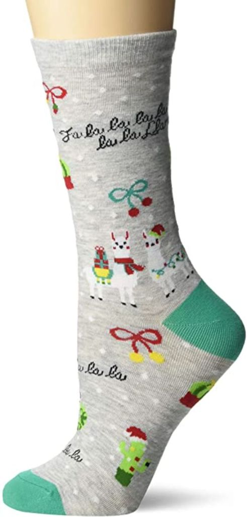 k bell christmas socks