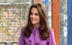 The Duchess of Cambridge visits the