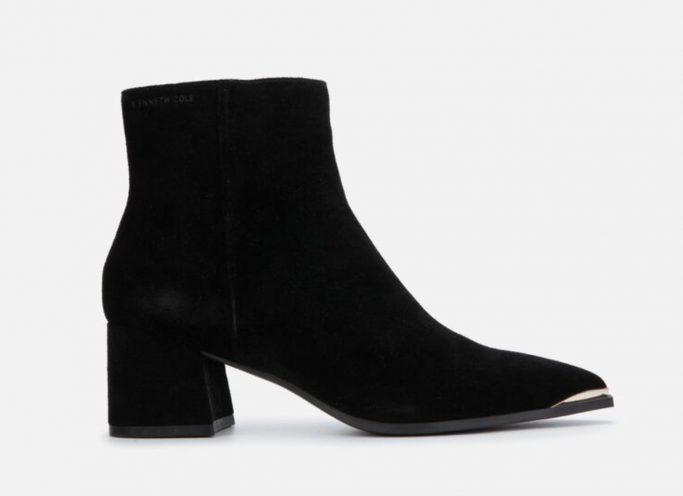 Kenneth Cole Ankle Bootie