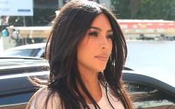 kim kardashian, bodysuit, boots