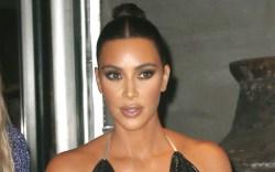 kim kardashian, bralette, skims, heels