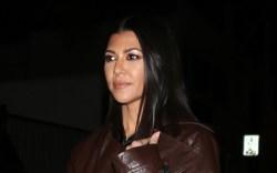kourtney kardashian, shirt, loafers