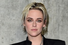 Kristen Stewart Elevates a Graphic Tee in a Mini Skort & 2020's Biggest Boot Trend