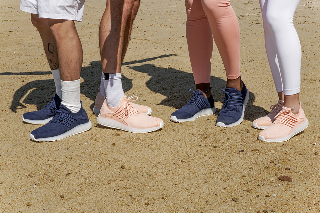 Lane Eight Wants to Offer You a 'Vacation for Your Feet' With Its New 'Sand & Sea' Pack