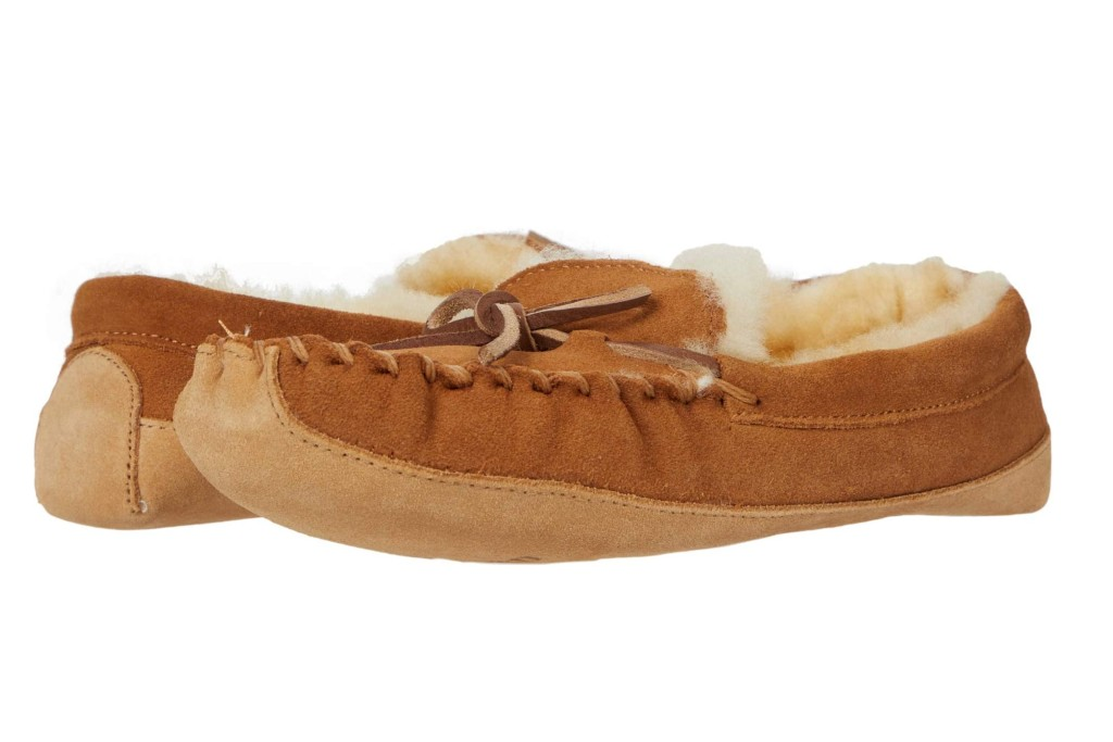 l.l. bean wicked good slipper