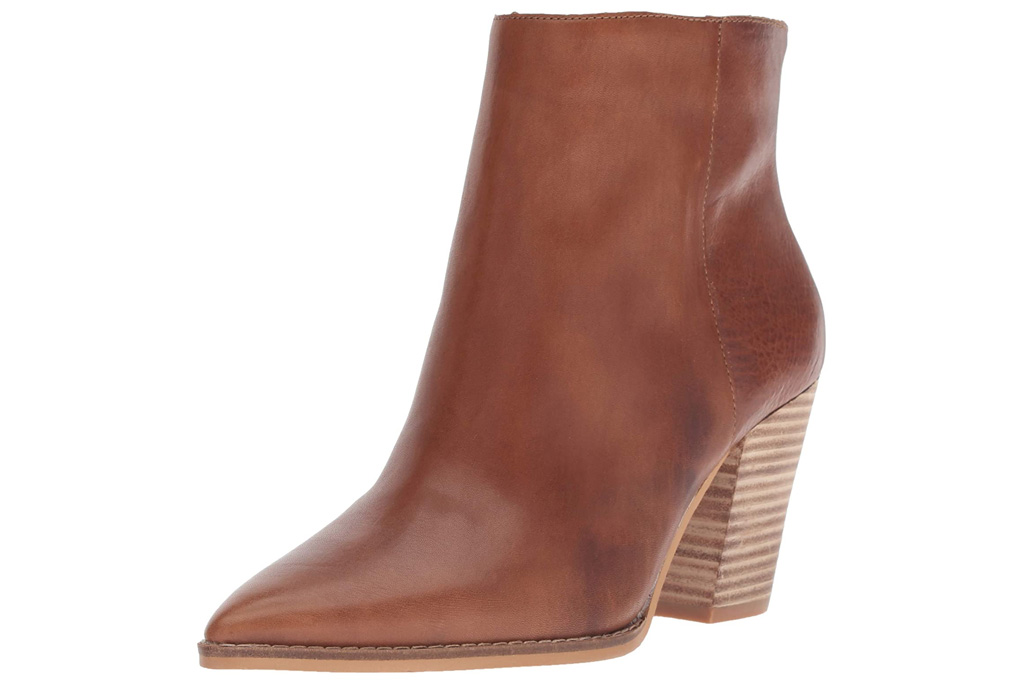 suede boots, leather boots, brown boots, lucky brand