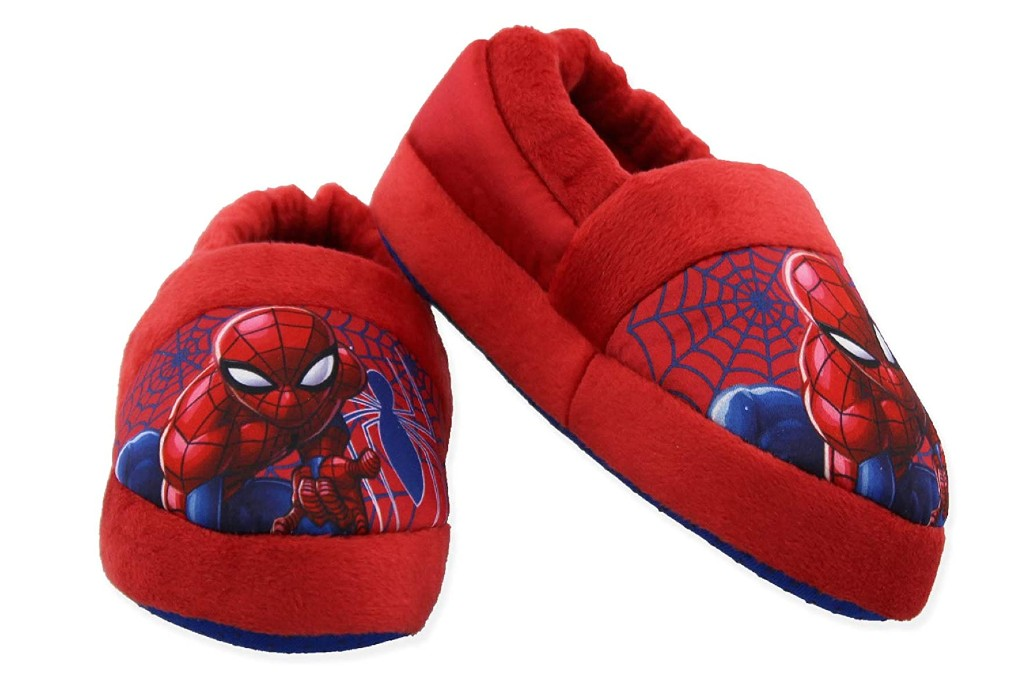 Marvel Spider-Man slippers
