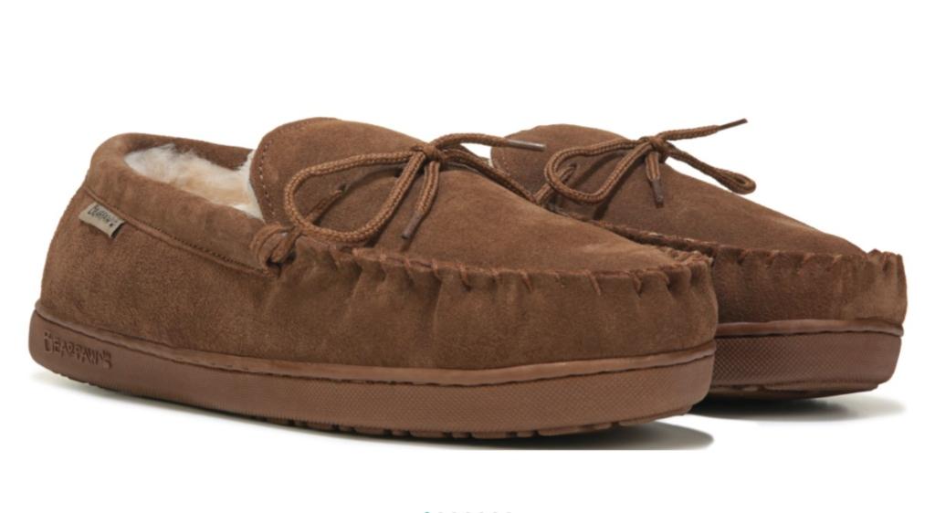 bearpaw moc ll slipper