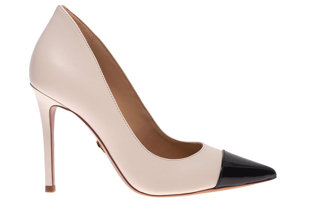 heels, pumps, shoes, cap toe, michael kors