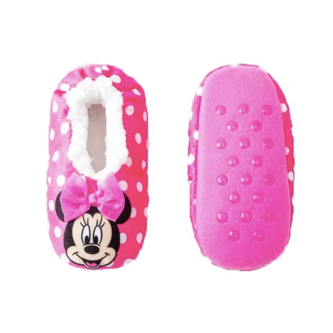 Disney Toddler Girls' Minnie Mouse Slipper Socks
