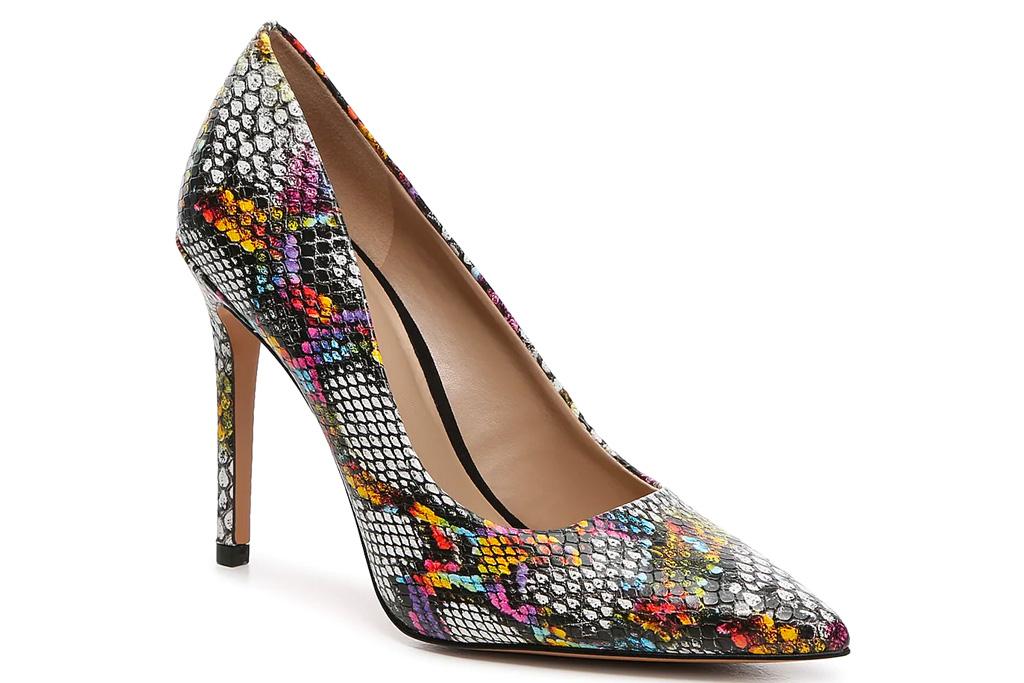 heels, pumps, rainbow, shoes, mix no 6