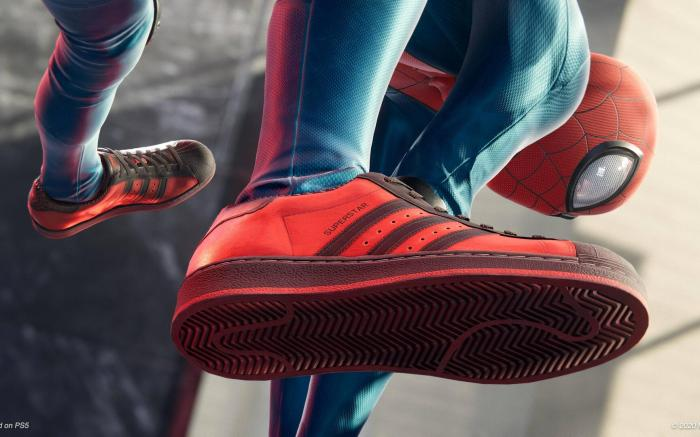 Spider-Man: Miles Morales x adidas Originals Superstars
