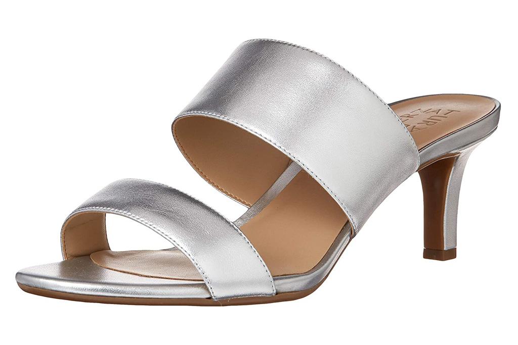 sandals, heels, comfort, most comfortable shoes, naturalizer