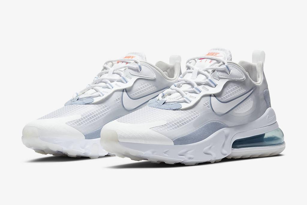 Nike Air Max 270 React 'Indigo Fog': Where to Shop – Footwear News