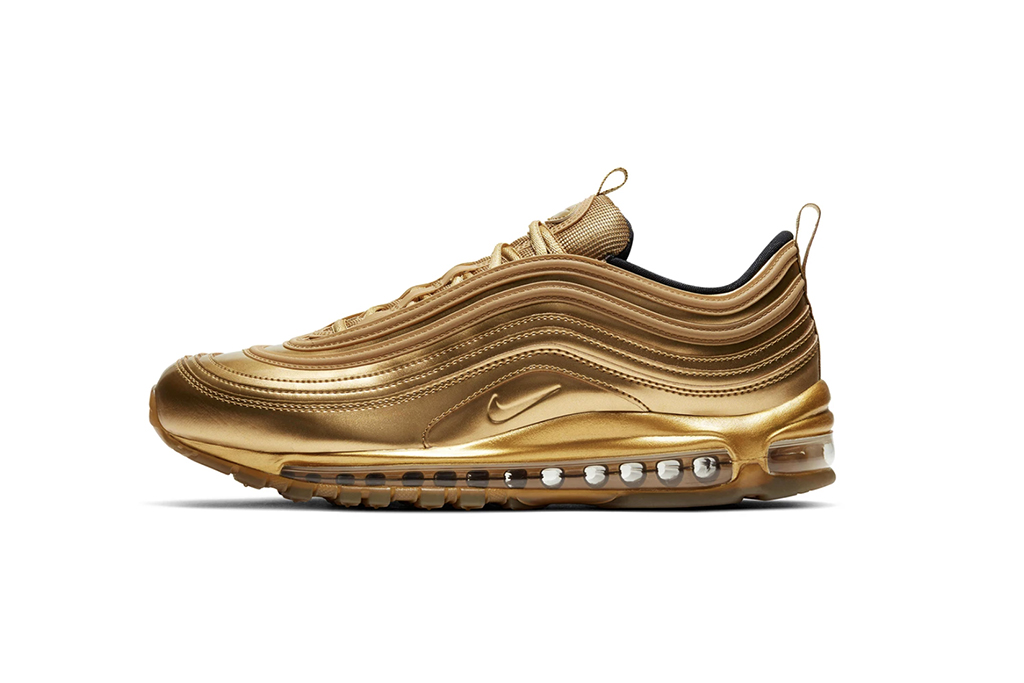 Nike Air Max 97 QS Metallic Gold