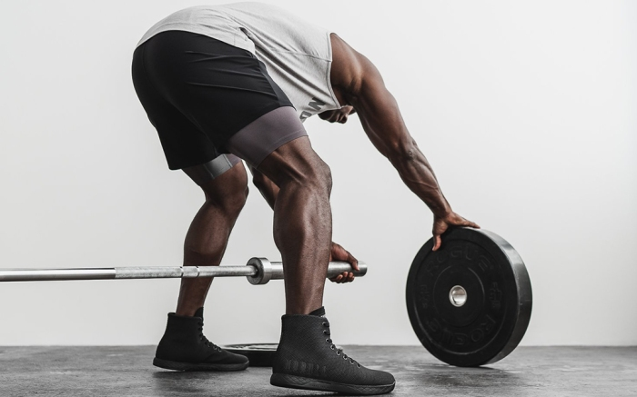 Nobull High-Top Black Trainer